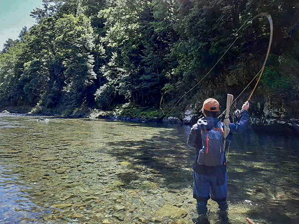 Trout Fishing in Taupo/Turangi New Zealand